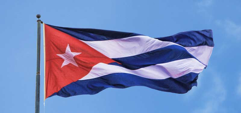 meaning cuba flag